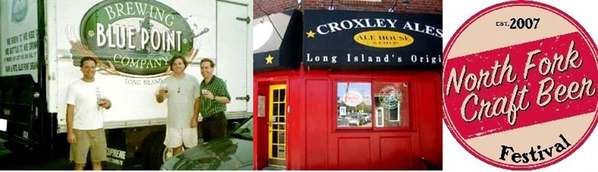LIBeerGuide, Enjoy Blue Point at Croxley Ale House.