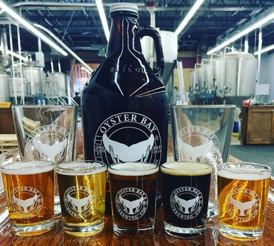 Oyster Bay Brewing Company is listed in LIBeerGuide.