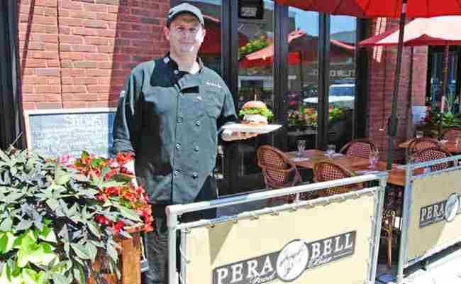 This is PeraBell Food Bar with 2 locations, Patchogue & Riverhead, LIBeerGuide.
