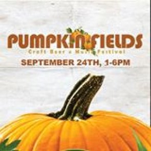 Pumpkin Fields Craft Beer Festival - held 9/24/16