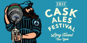 Blue Point Cask Ale Festival - held 4/22/17