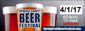 Spring Craft Beer Festival - held 4/1/17