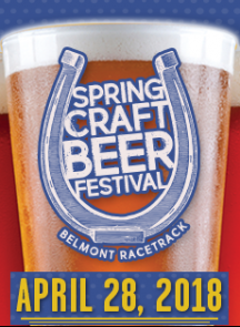 2018 Spring Craft Beer Festival - COMING APRIL 28
