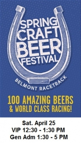 2020 Spring Craft Beer Festival - COMING APR. 25