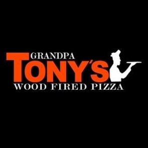 Grandpa Tony's Wood Fired Pizza