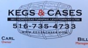 Kegs & Cases Beverage Center Levittown