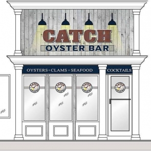 Catch Oyster Bar Patchogue