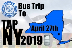 2020 Bus Trip to TAP New York Fest -- COMING APRIL 25
