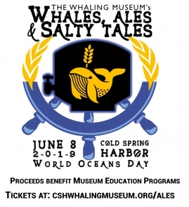 2019 Whales, Ales & Salty Tales Festival