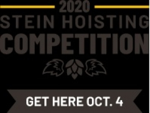 2020 Buffalo Wild Wings Stein Hosting Contest -- OCT. 4